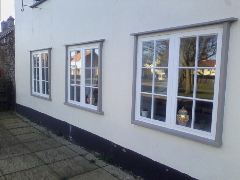 Windows Fitted Suffolk